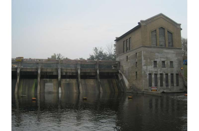 Fish should figure in to fate of nation's aging dams