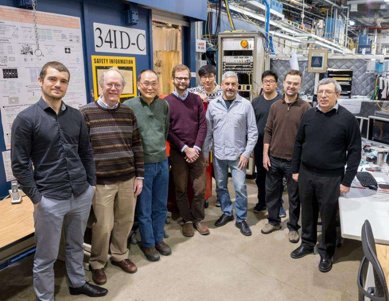 For First Time Ever, X-Ray Imaging at Argonne Captures Material Defect Process