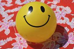 Happiness is not determined by childhood biomarkers