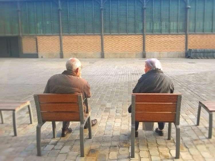 Higher risk of dementia among frail older adults