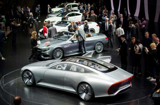 Hundreds of thousands of car enthusiasts are set to flock to Frankfurt's IAA motor show, which opens to public from September 16