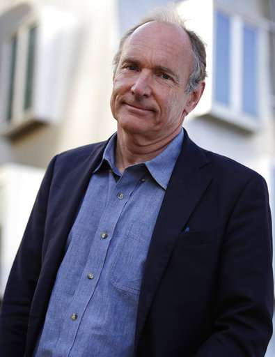Inventor of World Wide Web wins computing's 'Nobel Prize'