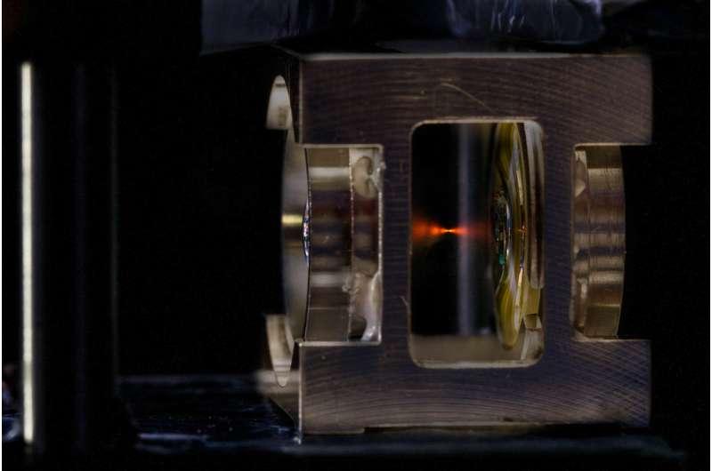 Lens trick doubles odds for quantum interaction