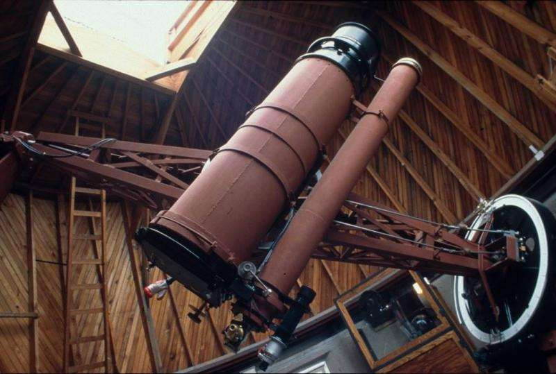 Lowell Observatory to renovate Pluto discovery telescope