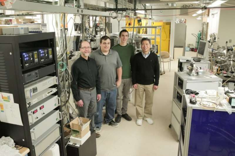 Magnetoelectric material shows promise as memory for electronics