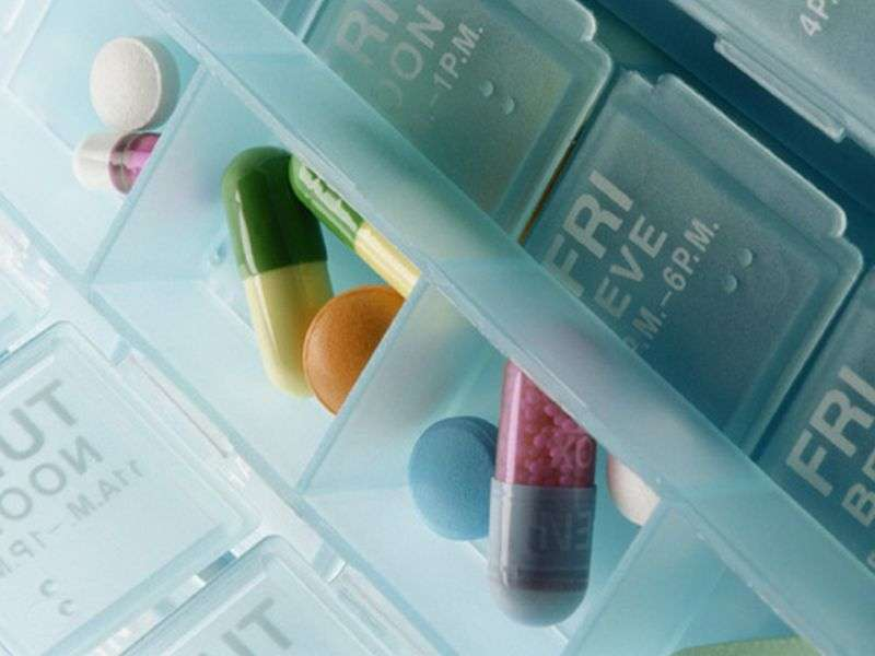 Medication adherence up with refill synchronization model