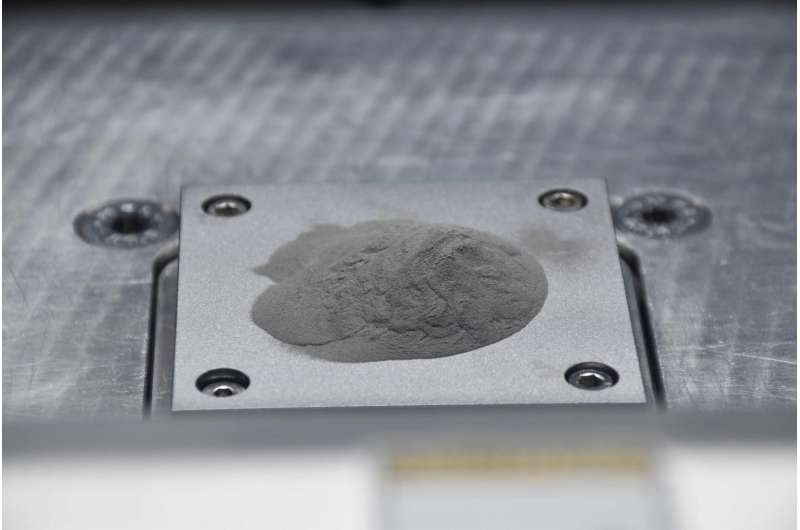 Metallurgy breakthrough