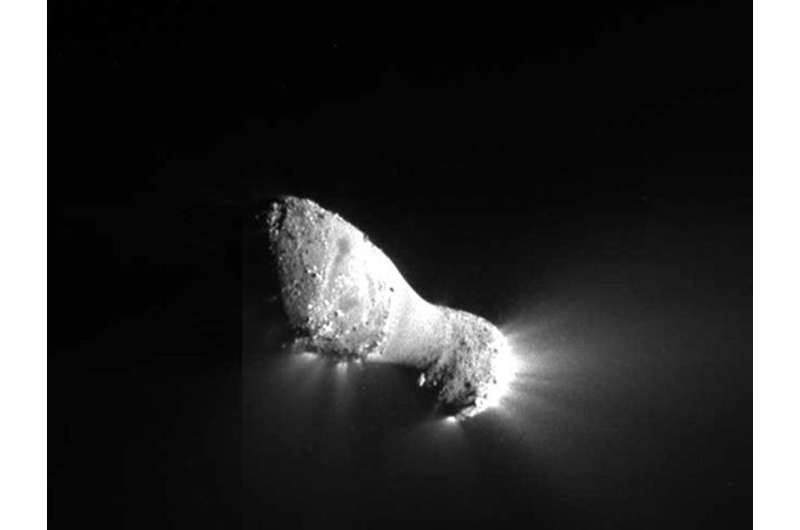 NASA evaluates coin-sized thermometer to characterize comets and earthbound asteroids