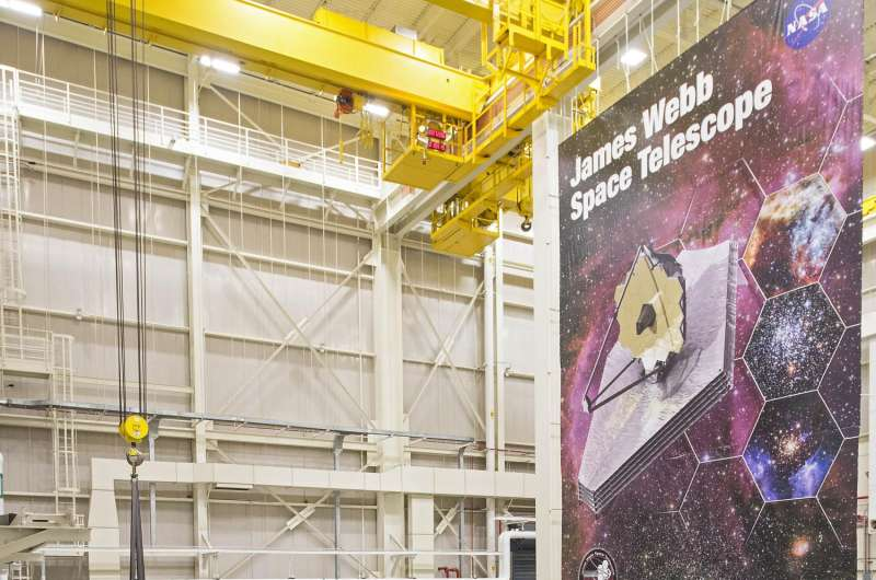 NASA gives the Webb Telescope a shakedown