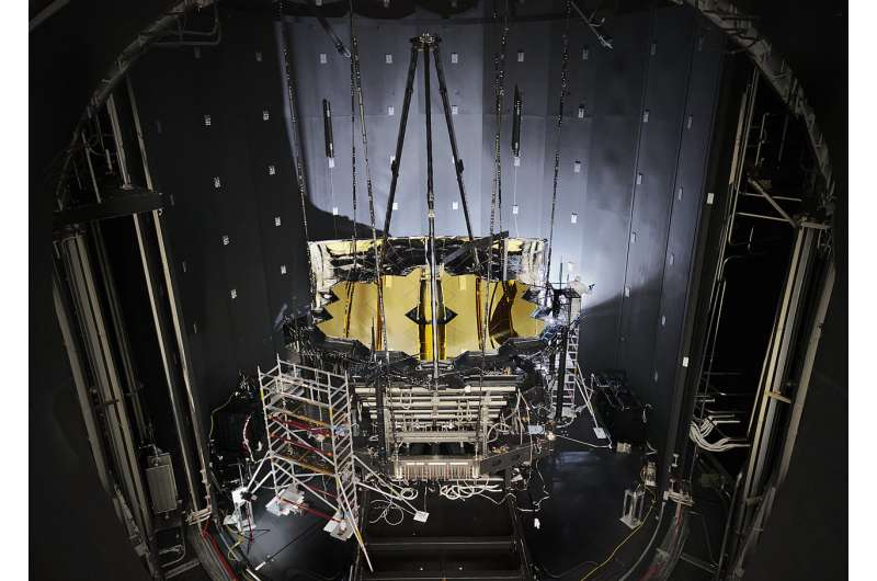 NASA's James Webb Space Telescope completes final cryogenic testing