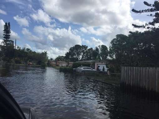 New flood risk identified by FIU researcher