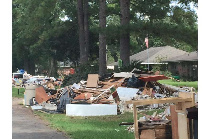 New flood study reveals America's most vulnerable communities