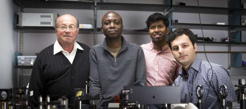 New laser based on unusual physics phenomenon could improve telecommunications, computing