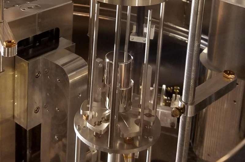 New measurement will help redefine international unit of mass