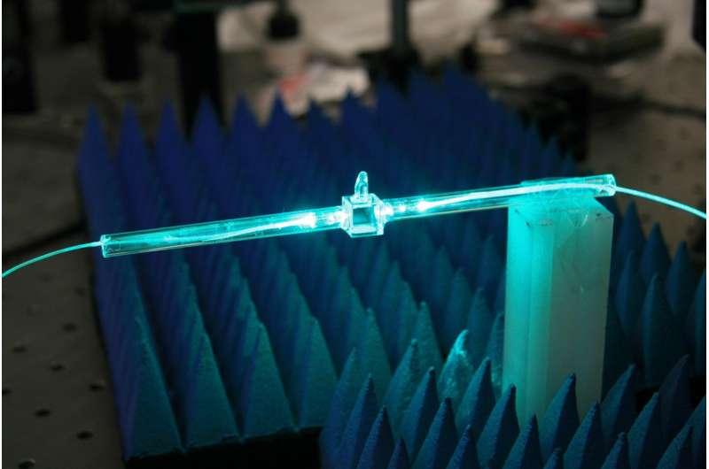 New metrology technique measures electric fields
