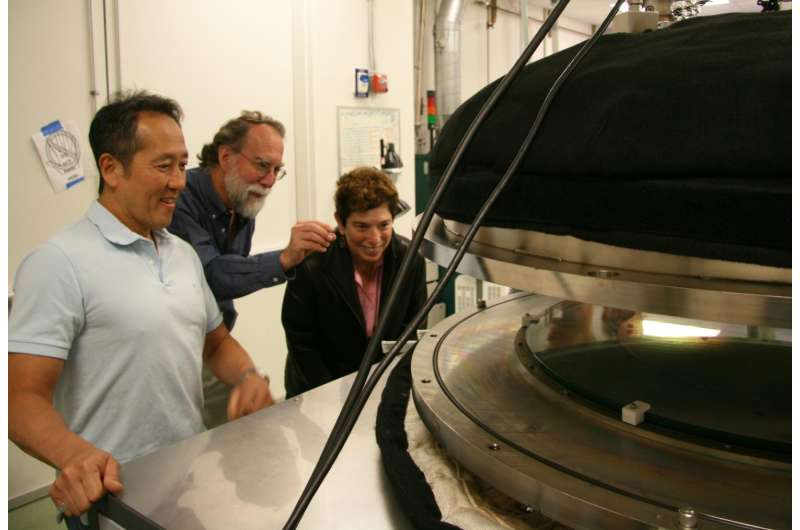 New mirror-coating technology promises dramatic improvements in telescopes