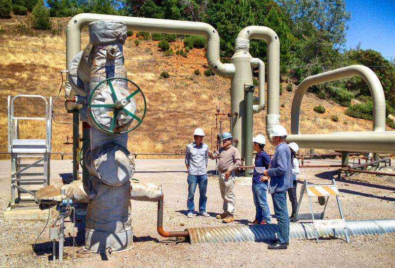 New projects to make geothermal energy more economically attractive