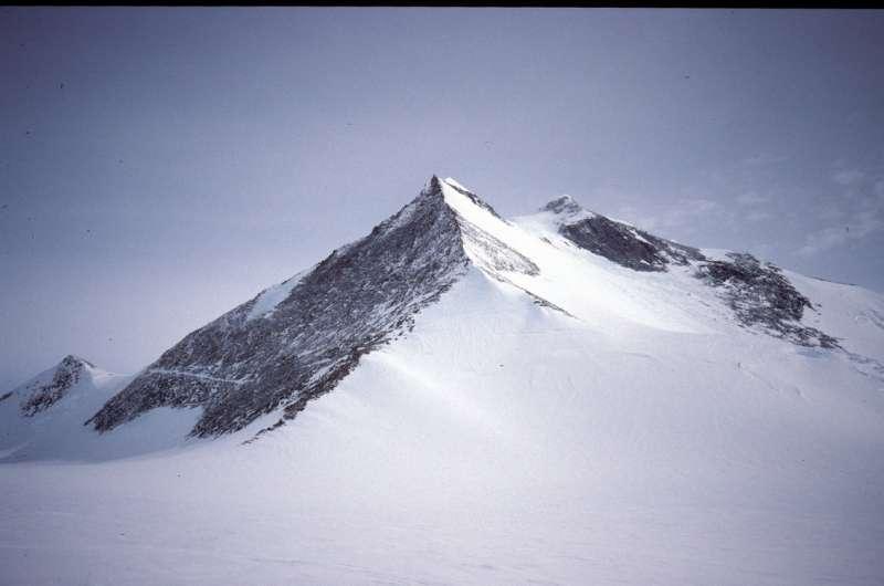 New satellite imagery reveals new highest Antarctic Peninsula Mountain
