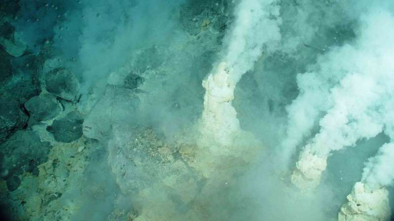 New study sheds light on how earliest forms of life evolved on Earth»