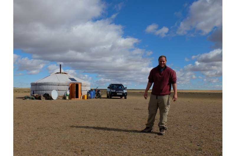 One health researchers identify hot spots of tick-borne diseases in Mongolia
