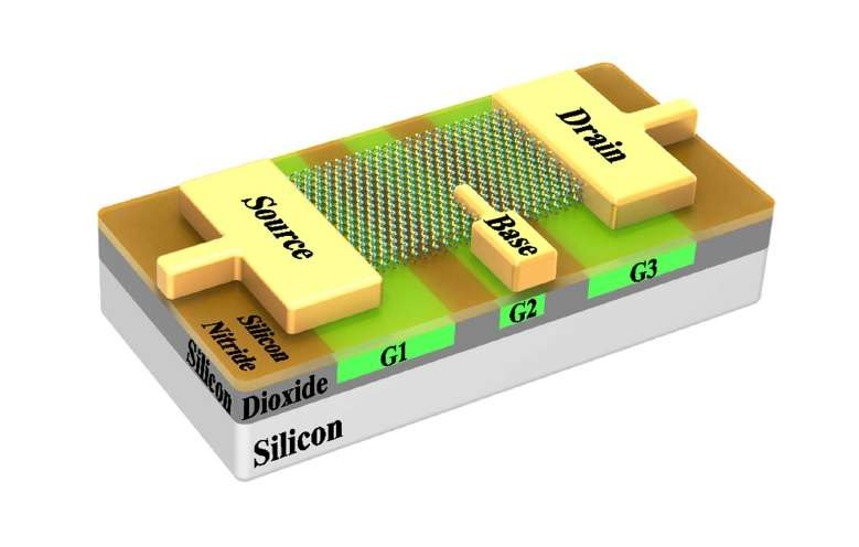 reconfigurable semiconductor