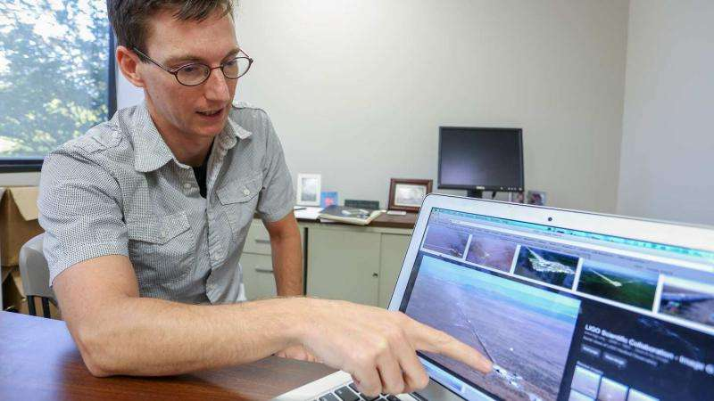"""Researchers turn to """"citizen scientists"""" for help identifying gravitational waves"""