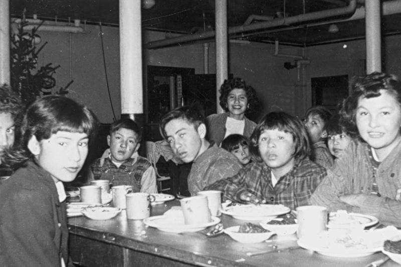 Research links severe hunger at residential schools to today's health of Indigenous peoples