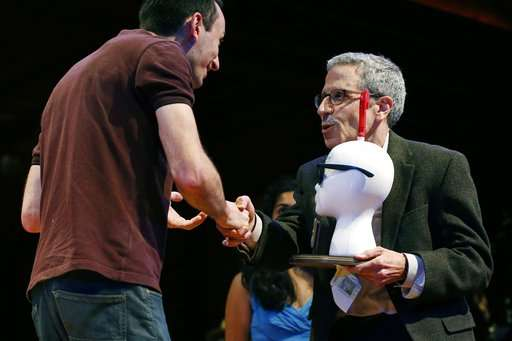 Research on big ears, crocodile gambling wins Ig Nobels