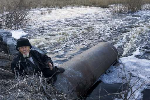 Russia claims radioactivity spike not due to nuclear plant