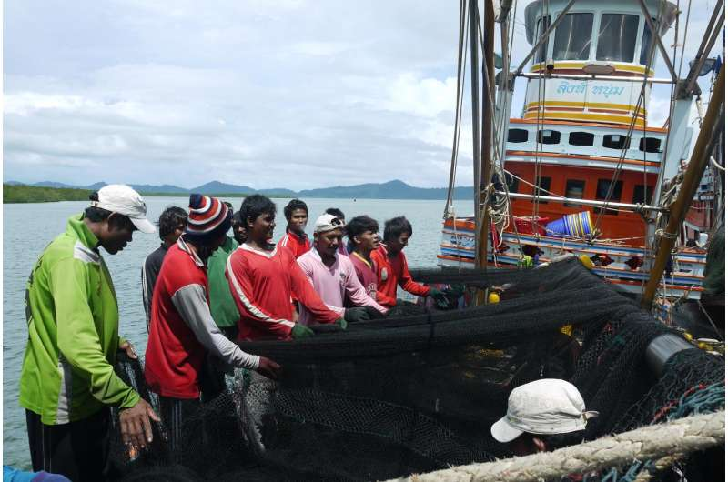 Scientists launch global agenda to curb social, human rights abuses in seafood sector