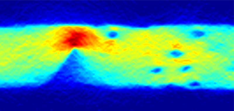 Seeing is believing: Diamond quantum sensor reveals current flows in next-gen materials
