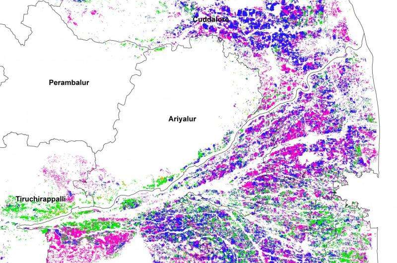 Sentinel-1 speeds up crop insurance payouts