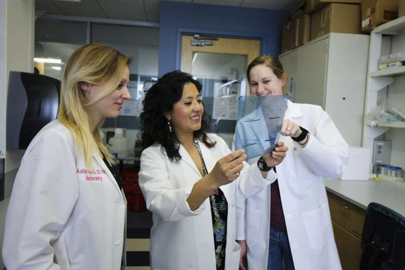 SLU researcher hones in on plaque-causing protein in ALS and dementia