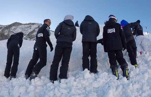 Snowfall has billion-dollar effect on business, Olympians