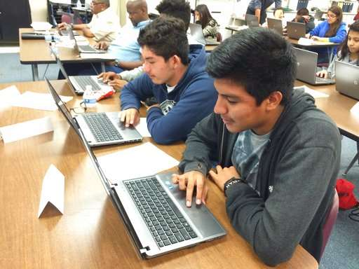 Tech trouble? Some schools are training students to help
