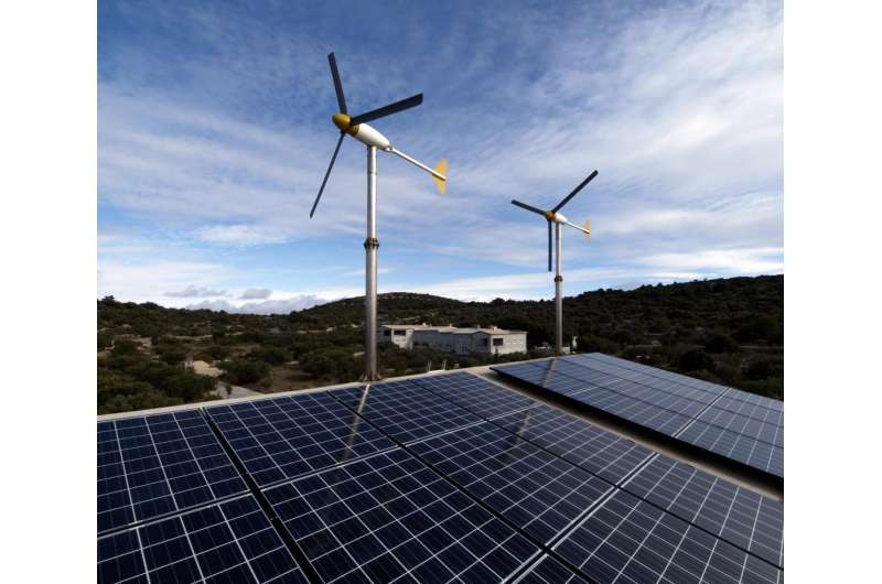Tenfold jump in green tech needed to meet global emissions targets