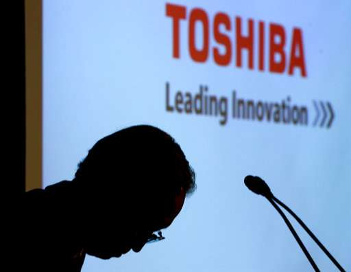 Toshiba chooses US-Japan bidder for memory chip biz sale