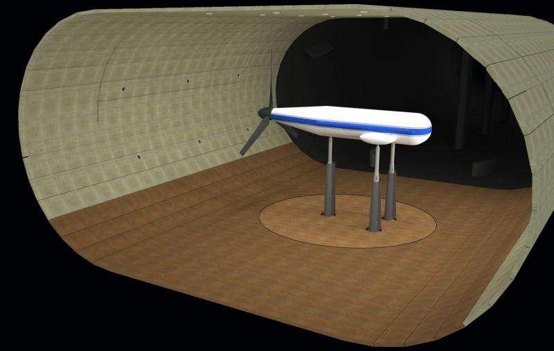 Unique tiltrotor test rig to begin operational runs at NASA ames