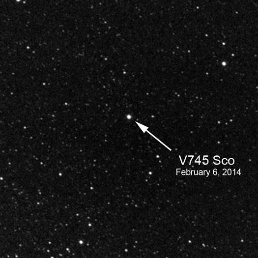 V745 Sco: Two Stars, Three Dimensions, and Oodles of Energy