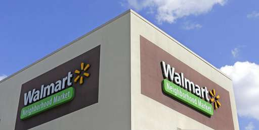 Walmart lifts profit outlook on strong third-quarter results