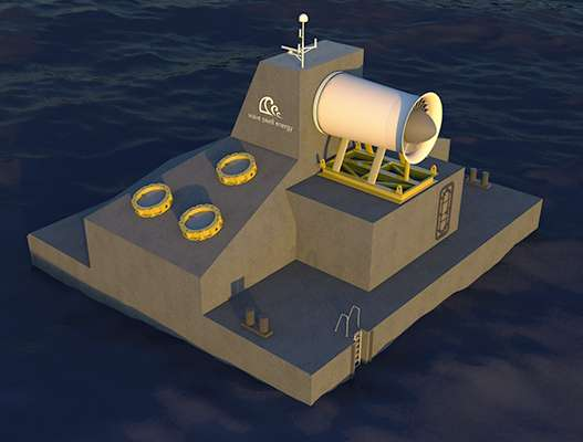 Wave Swell Energy project to use its technology to harness power of waves