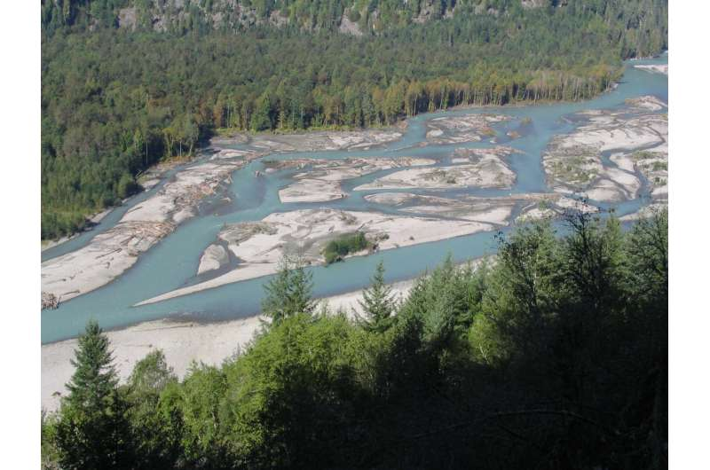What global climate change may mean for leaf litter in streams and rivers