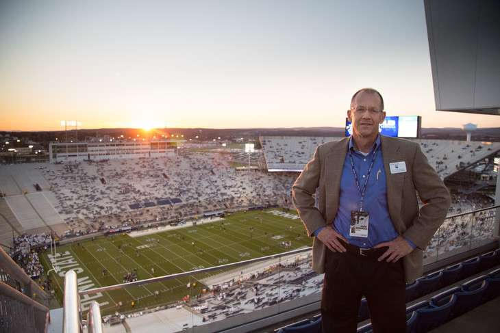 Researchers working with sports venues to make them 'greener,' sustainable