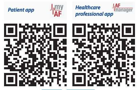 Smartphone apps launched for atrial fibrillation patients and their healthcare providers