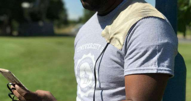 """Researchers develop wearable ways to """"be your own battery"""""""