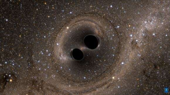 Gravitational waves could shed light on the origin of black holes