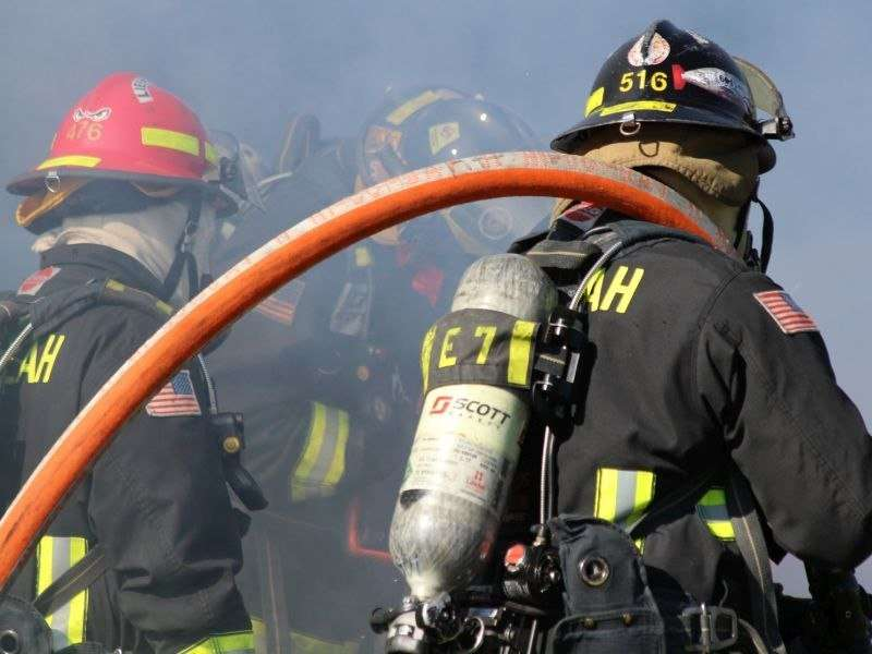 Firefighters may face higher odds for skin cancer