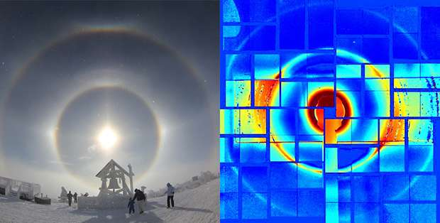 Scientists make 'squarest' ice crystals ever