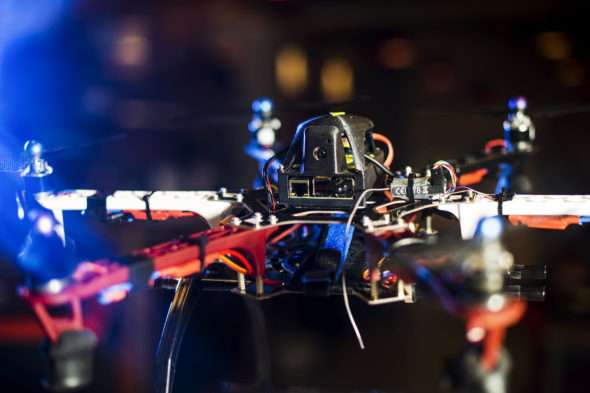 Researchers design robots to assist with disaster relief