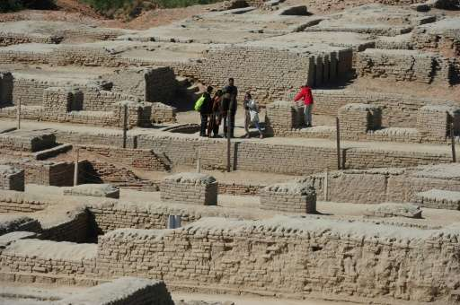 Archaeologists believe the Mohenjo Daro ruins could unlock the secrets of the Indus Valley people, who flourished around 3,000 B